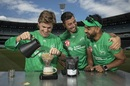 Haris Rauf visits Adam Zampa and Marcus Stoinis' Love Cafe, Melbourne, January 14, 2021