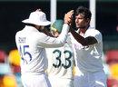 T Natarajan brought India back into the match, Australia vs India, 4th Test, Brisbane, 1st day, January 15, 2021