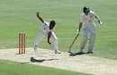 T Natarajan in his delivery stride, Australia vs India, 4th Test, Brisbane, 2nd day, January 16, 2021