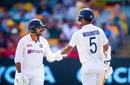 Shardul Thakur and Washington Sundar added 123 runs for the seventh wicket, Australia vs India, 4th Test, Brisbane, 3rd day, January 17, 2021