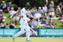 Shan Masood looks dejected after being dismissed by Tim Southee, day one, second Test, New Zealand vs Pakistan, Hagley Oval, Christchurch, New Zealand, January 03, 2021