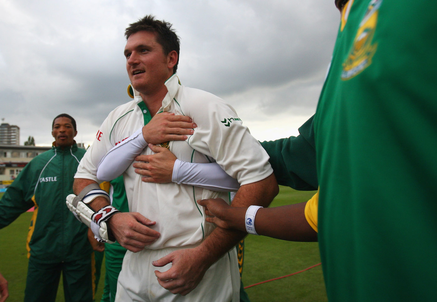 Everyone wants a piece of Smith after he sealed South Africa's first win in England since 1965