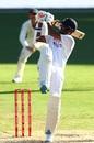 Washington Sundar pulls one for six, Australia vs India, 4th Test, Brisbane, 5th day, January 19, 2021