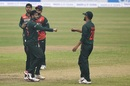 Shakib Al Hasan broke West Indies' back with a four-wicket haul on his return, Bangladesh vs West Indies, 1st ODI, Mirpur, January 20, 2021