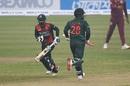 Liton Das and Tamim Iqbal shared a 47-run opening partnership, Bangladesh vs West Indies, 1st ODI, Mirpur, January 20, 2021