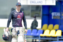 Zak Crawley heads to the nets to prepare for the 2nd Test vs Sri Lanka, Galle, 20 January 2021
