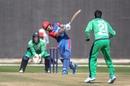 Rahmanullah Gurbaz goes big on debut, Afghanistan vs Ireland, 1st ODI, Abu Dhabi, January 21, 2021