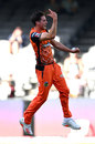 Jhye Richardson continued his outstanding tournament, Hobart Hurricanes vs Perth Scorchers, BBL, Marvel Stadium, January 22, 2021