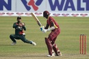 Alzarri Joseph edges one to Liton Das, Bangladesh vs West Indies, 2nd ODI, Dhaka, January 22, 2021