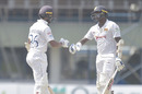 Dinesh Chandimal and Angelo Mathews steadied the innings, Sri Lanka vs England, 2nd Test, Galle, 1st day, January 22, 2021