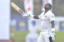 Angelo Mathews made his first hundred at home since 2015, Sri Lanka vs England, 2nd Test, Galle, 1st day, January 22, 2021
