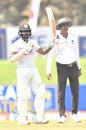 Niroshan Dickwella brought up a fluent half-century, Sri Lanka vs England, 2nd Test, Galle, 2nd day, January 23, 2021