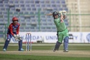 Paul Stirling goes big down the ground, Afghanistan vs Ireland, 2nd ODI, Abu Dhabi, January 24, 2021