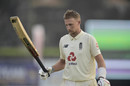 Joe Root walks off after finally being dismissed for 186, Sri Lanka vs England, 2nd Test, Galle, 3rd day, January 24, 2021