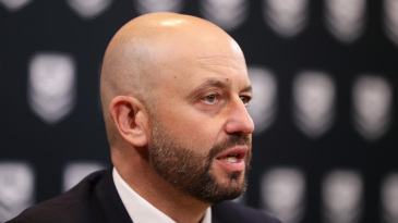 Todd Greenberg is the new Australian Cricketers' Association CEO