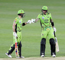 Callum Ferguson and Alex Hales batted serenely in the run chase, Adelaide Strikers vs Sydney Thunder, Adelaide Oval, BBL 2020-21, January 25, 2021