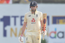 Dom Sibley scored an unbeaten half-century, Sri Lanka vs England, 2nd Test, Galle, 4th day, January 25, 2021