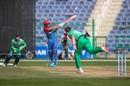 Rahmanullah Gurbaz brought out a flurry of big hits early on, Afghanistan vs Ireland, 3rd ODI, Abu Dhabi, January 26, 2021