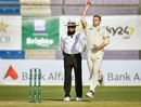 Anrich Nortje found no success in the morning session, Pakistan vs South Africa, 1st Test, Karachi, 2nd day, January 27, 2021