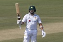 Azhar Ali brings up his fifty, Pakistan vs South Africa, 1st Test, Karachi, 2nd day, January 27, 2021