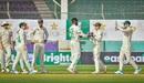 Hasan Ali was Kagiso Rabada's 200th Test victim, Pakistan v South Africa, 1st Test, Karachi, day 3, January 28, 2021