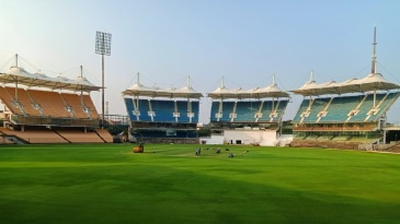 The first Test at the MA Chidambaram Stadium will be played behind closed doors