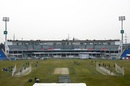 South Africa and Pakistan practice under cloudy skies at the Rawalpindi Cricket Stadium, Pakistan vs South Africa, Rawalpindi, February 2, 2021
