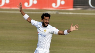 Hasan Ali goes up in appeal
