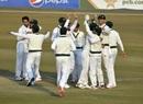 Faheem Ashraf broke through with Faf du Plessis' wicket, Pakistan vs South Africa, 2nd Test, Rawalpindi, 2nd day, February 5, 2021