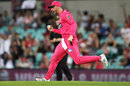 James Vince is pumped after taking a catch, Sydney Sixers vs Perth Scorchers, BBL final, SCG, February 6, 2021