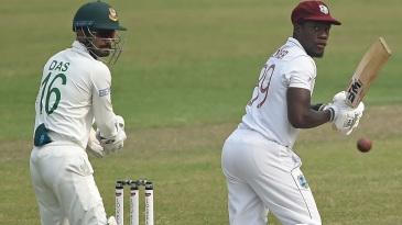 Nkrumah Bonner steers one towards third man