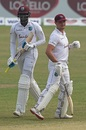 Joshua Da Silva and Alzarri Joseph mixed caution with aggression in perfect measure, Bangladesh vs West Indies, 2nd Test, Dhaka, 2nd day, February 12, 2021