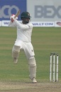 Tamim Iqbal goes back to cut one away, Bangladesh vs West Indies, 2nd Test, Dhaka, 2nd day, February 12, 2021
