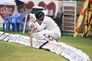 Soumya Sarkar failed to make the most of an opportunity at the top of the order, Bangladesh vs West Indies, 2nd Test, Dhaka, 2nd day, February 12, 2021