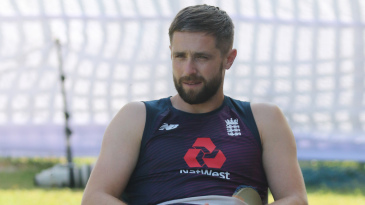 Chris Woakes was named in England's 12-man squad for the second Test