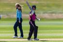 Natalie Dodd made a fluent half-century, New Zealand Women XI and England Women, second 50-over warm-up, Queenstown, February 16, 2021