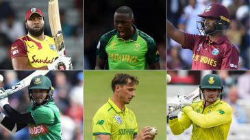 Pollard, Rabada, Pooran, Shakib, Steyn and de Kock are among the 252 overseas player to have entered the Hundred draft