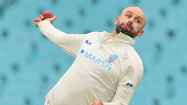 Nathan Lyon picked up his best Sheffield Shield figures
