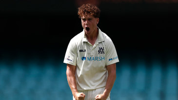 Mitch Perry picked up five wickets against New South Wales