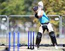 Kane Williamson prepares to face Australia, Christchurch, February 21, 2021