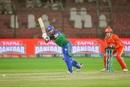 Mohammad Rizwan flicks one away, Islamabad United vs Multan Sultans, PSL 2021, Karachi, February 21, 2021