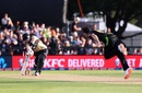 Jhye Richardson hits Tim Seifert's stumps, New Zealand vs Australia, 1st T20I, Christchurch, February 22, 2021