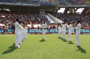 Ishant Sharma gets a guard of honour in his 100th Test, India vs England, 3rd Test, Ahmedabad, Day 1, February 24, 2021
