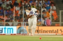 Rohit Sharma - and India - had to show patience early in the innings, India vs England, 3rd Test, Ahmedabad, 1st day, February 24, 2021