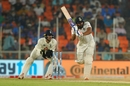 Rohit Sharma whips one away, India vs England, 3rd Test, Ahmedabad, 1st day, February 24, 2021