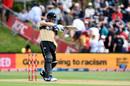 Jimmy Neesham smashed 6 sixes in 16 balls, New Zealand vs Australia, 2nd T20I, Dunedin, 25 February, 2021