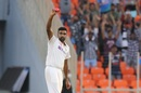 R Ashwin soaks in the applause after dismissing Jofra Archer for his 400th Test wicket, India vs England, 3rd Test, Ahmedabad, Day 2, February 25, 2021