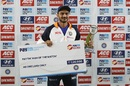 Axar Patel was named Player of the Match, India vs England, 3rd Test, Ahmedabad, Day 2, February 25, 2021