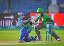Mohammad Rizwan gets low to sweep, Multan Sultans vs Lahore Qalandars, Karachi, Pakistan Super League, February 26, 2021