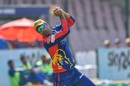 Mohammad Nabi takes a catch in the deep, Karachi Kings v Multan Sultans, PSL 2021, Karachi, February 27, 2021